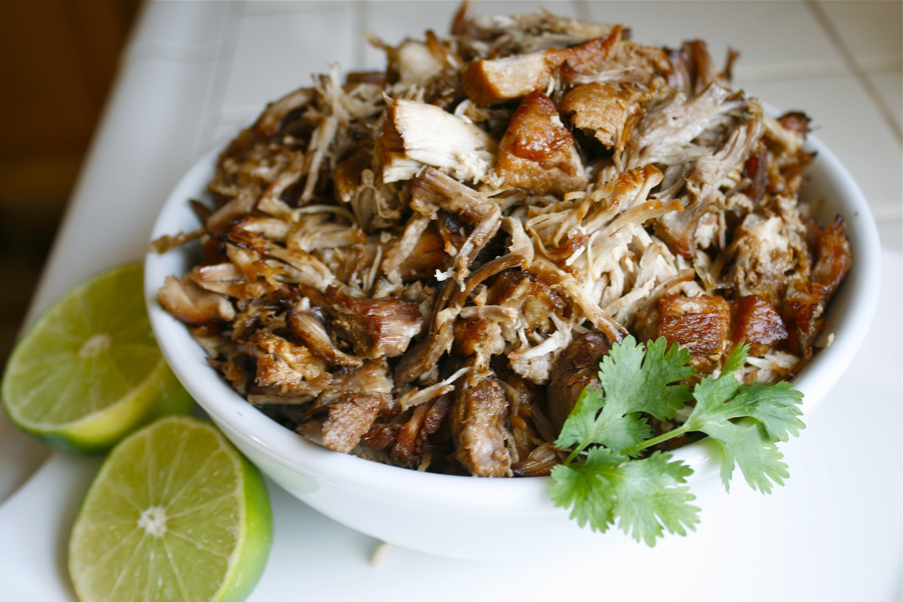... in tacos, burritos, tamales or tortas. Carnitas are simply the best