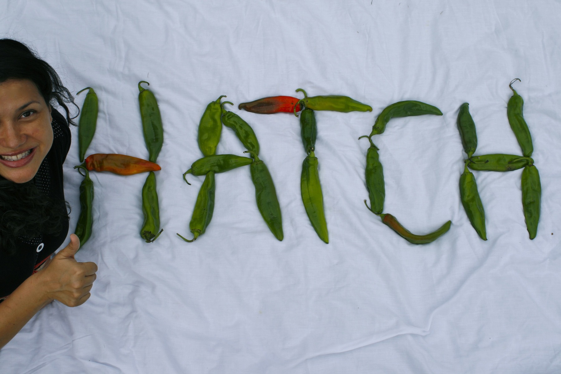 Preserving Hatch Chiles