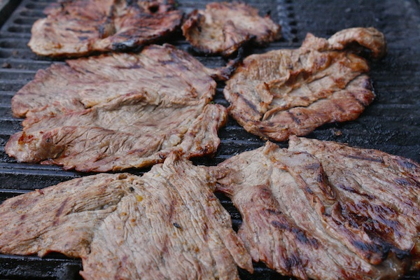 How To Make Carne Asada Preparada / Marinade #KikkomanSabor -