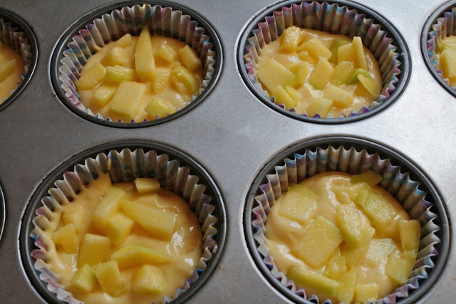 Biko Cupcakes With Mango Sorbet Recipes — Dishmaps