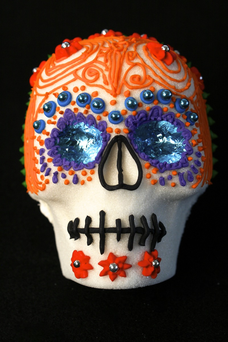 How To Make Calaveras For Dia De Los Muertos: Sugar Skulls