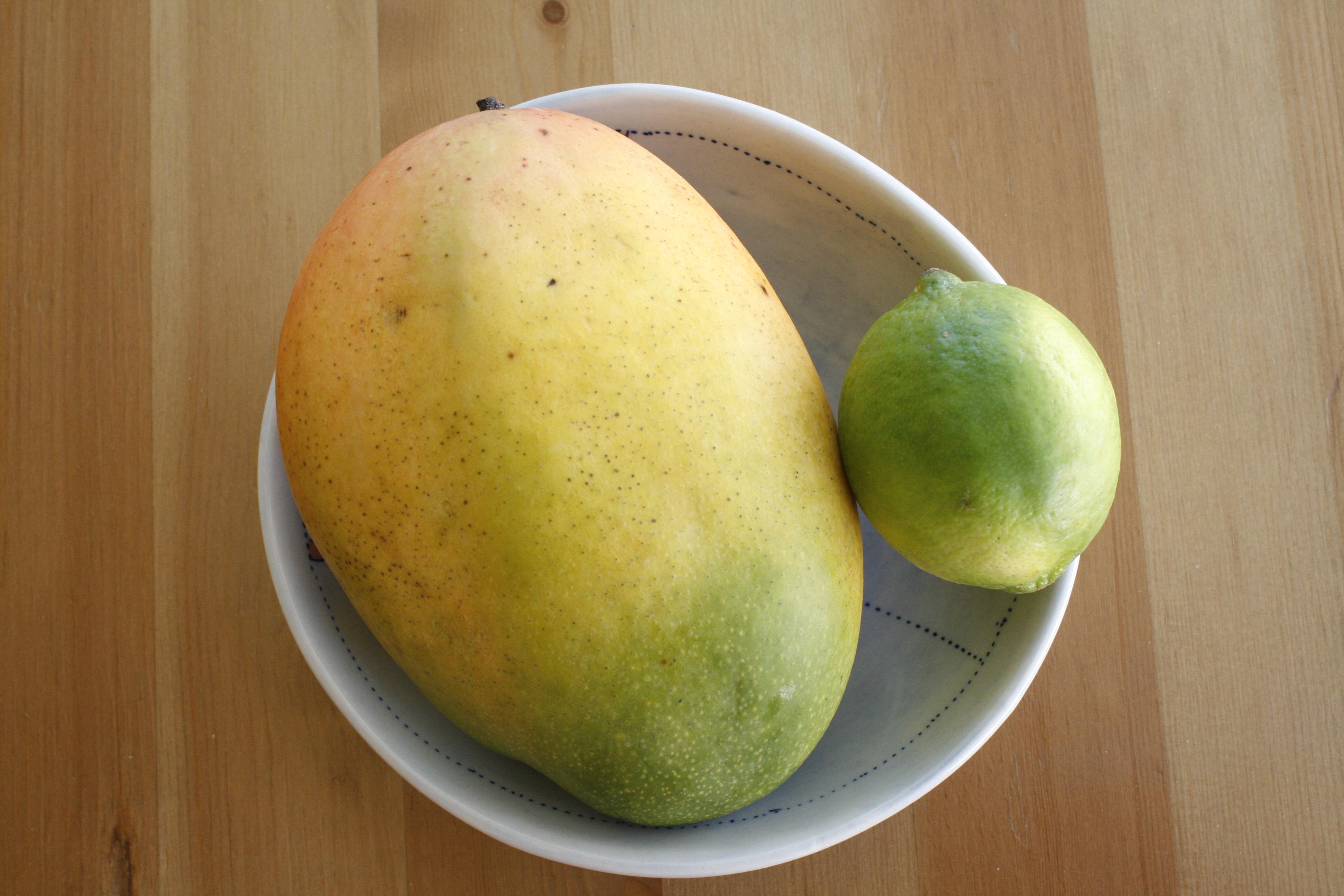 Как сделать манго спелым - wikiHow 61