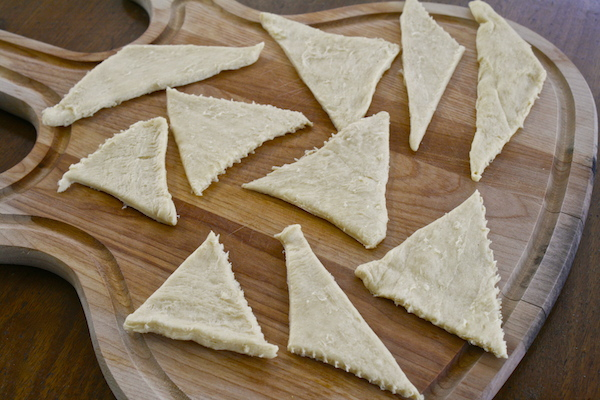 croissant-triangles