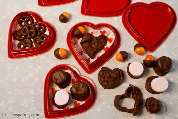 Valentine-chocolates