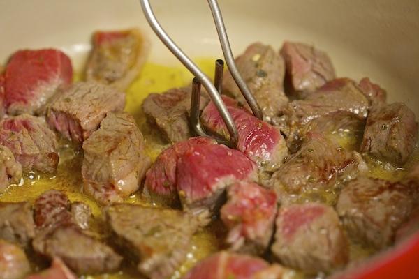 seared steak #ItsPossibleWithBarilla