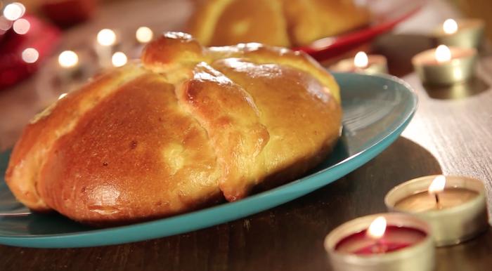 potato pan de muerto