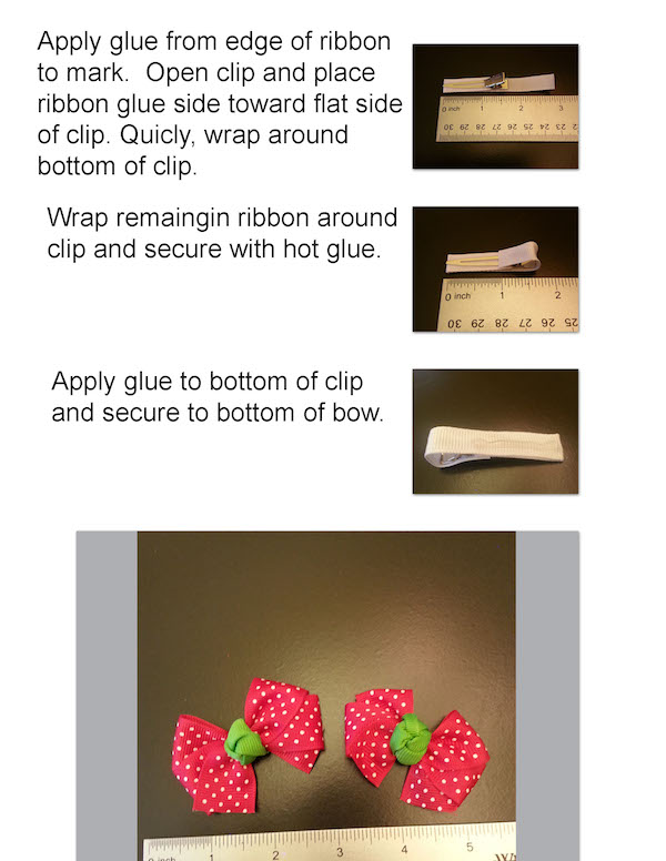 WM MOM HAIRBOW PG4