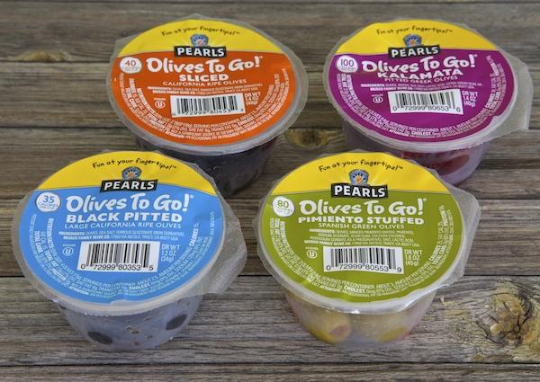 pearl olives to go varieties
