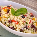 Tasty Olive Orzo Salad
