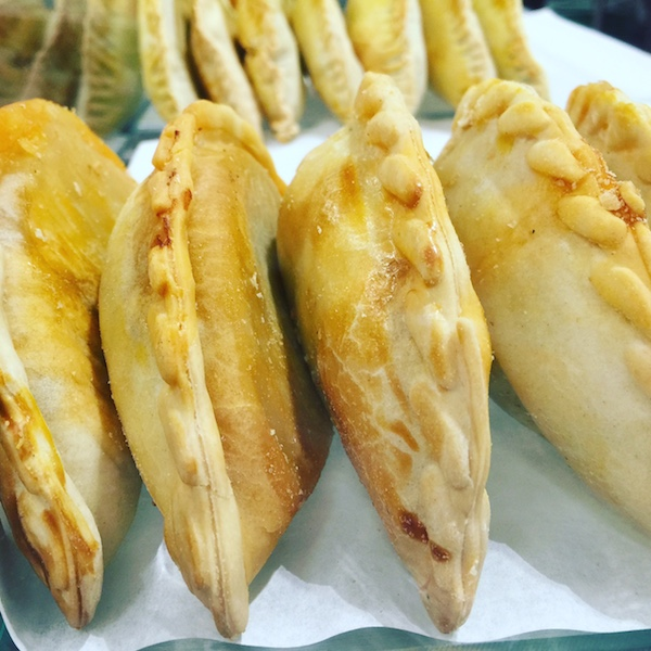 The empanadas at Northgate Norwalk are made by a native Argentinian,