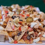Cauliflower Nachos For The Big Football Game
