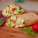 Alta California Breakfast Wrap