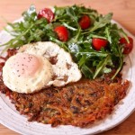 Hash Browns Loaded With Rajas! (Video)
