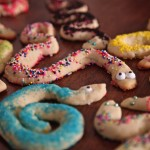Indiana Jones Snake Cookies For The Hollywood Bowl Screening!