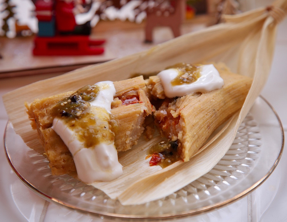 This recipe will show you how to make vegan tamales and vegetarian tamales too.