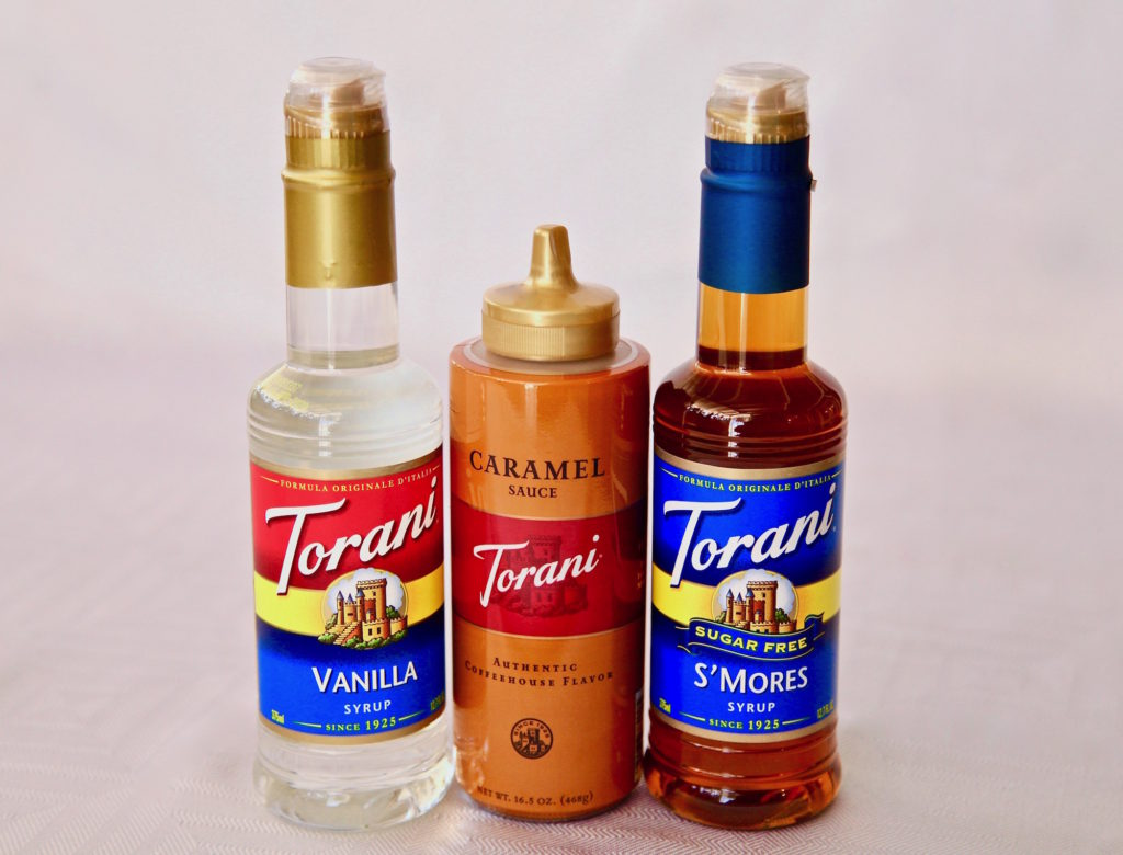 Torani Syrup and sauces