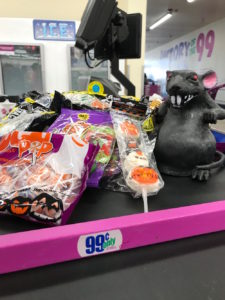 Halloween Candy From the 99! Completely in my budget