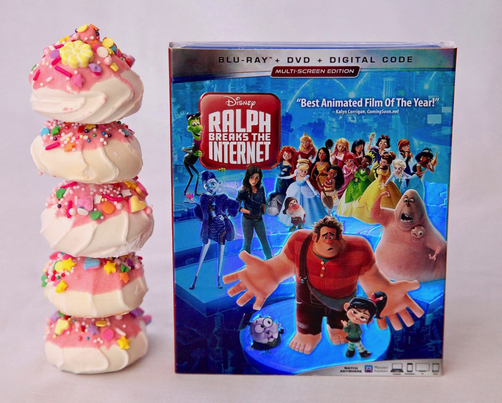 Ralph Breaks The Internet released on DVD and Blu-ray February 26th!