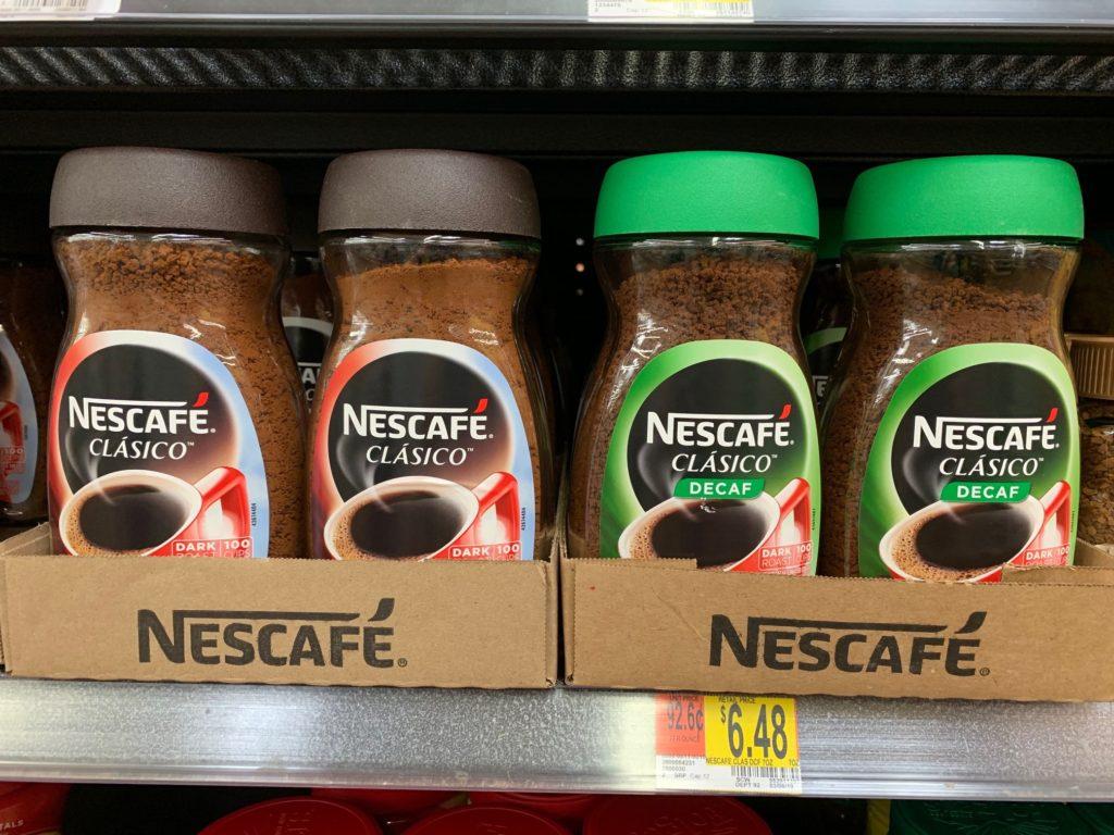 Nescafé-Clásico-Walmart