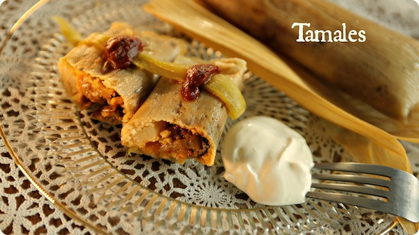 Webisode 5: Christmas Special: How to make Tamales