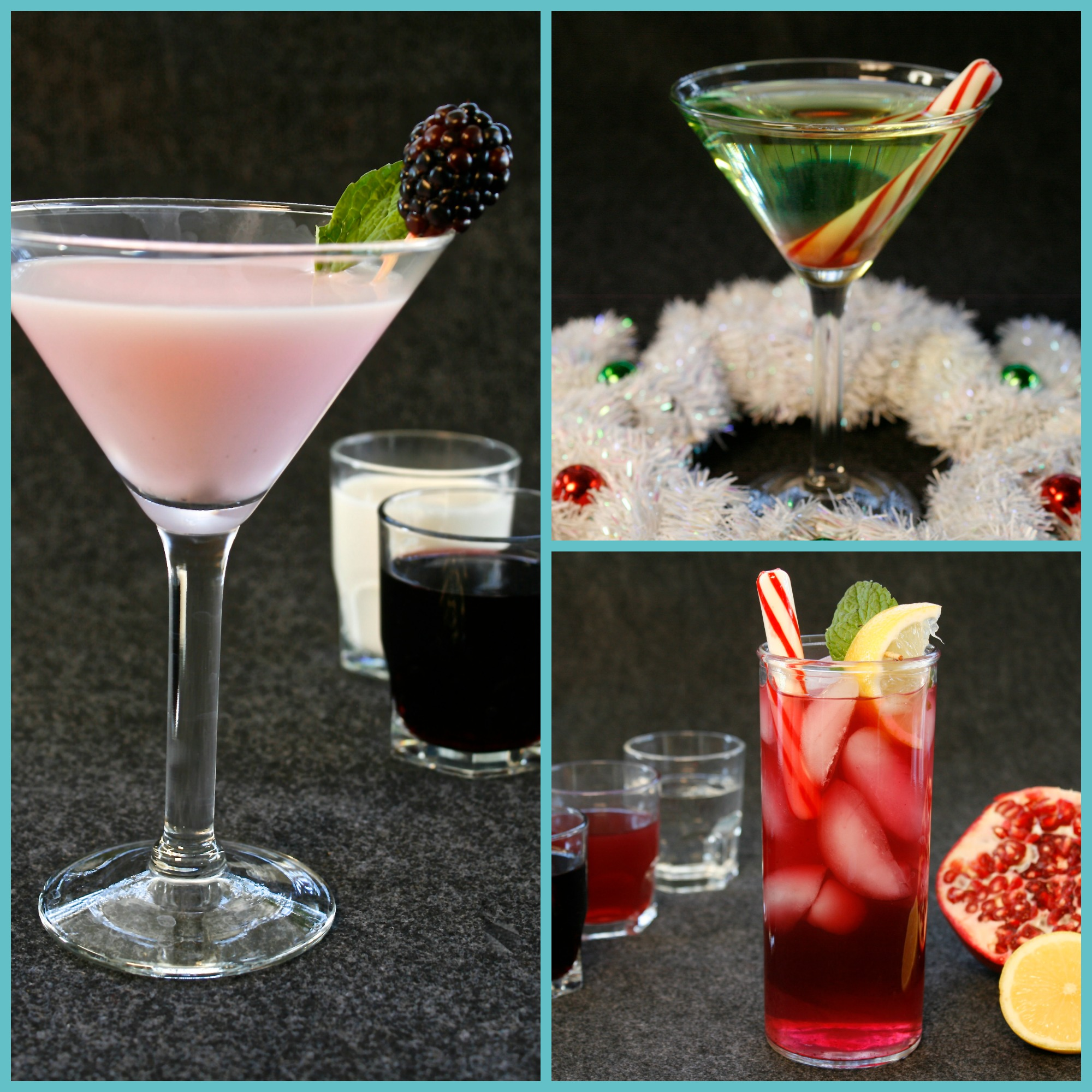 Tablet Cocktails