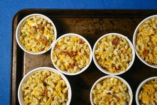 Macaroni-ramekins