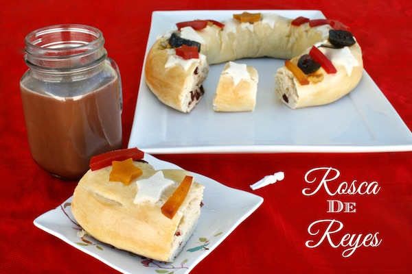 Rosca De Reyes For Three Kings Day