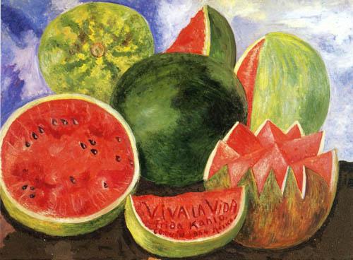 Frida Kahlo's Vida La Viva