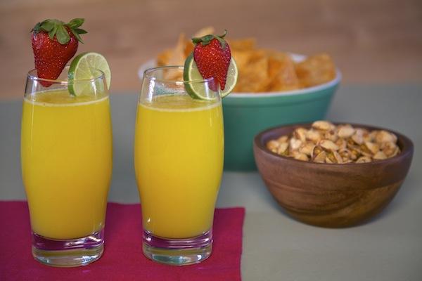 Mango Lime Refresher