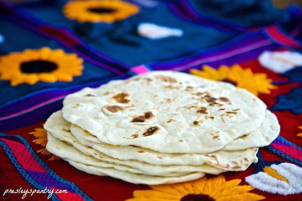 Hispanic Heritage Month Has Got Me Making Homemade Flour Tortillas