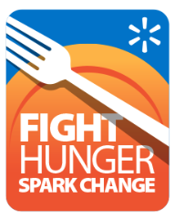 Fight Hunger Spark Change #WMTMoms