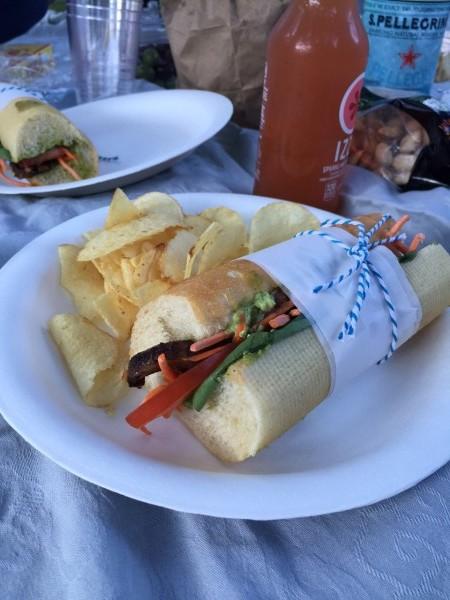picnic-hollywood-bowl-creamy-pesto-sandwich