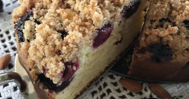2017 Hollywood Bowl Season Line Up And My Almond Cherry Crumb Cake!