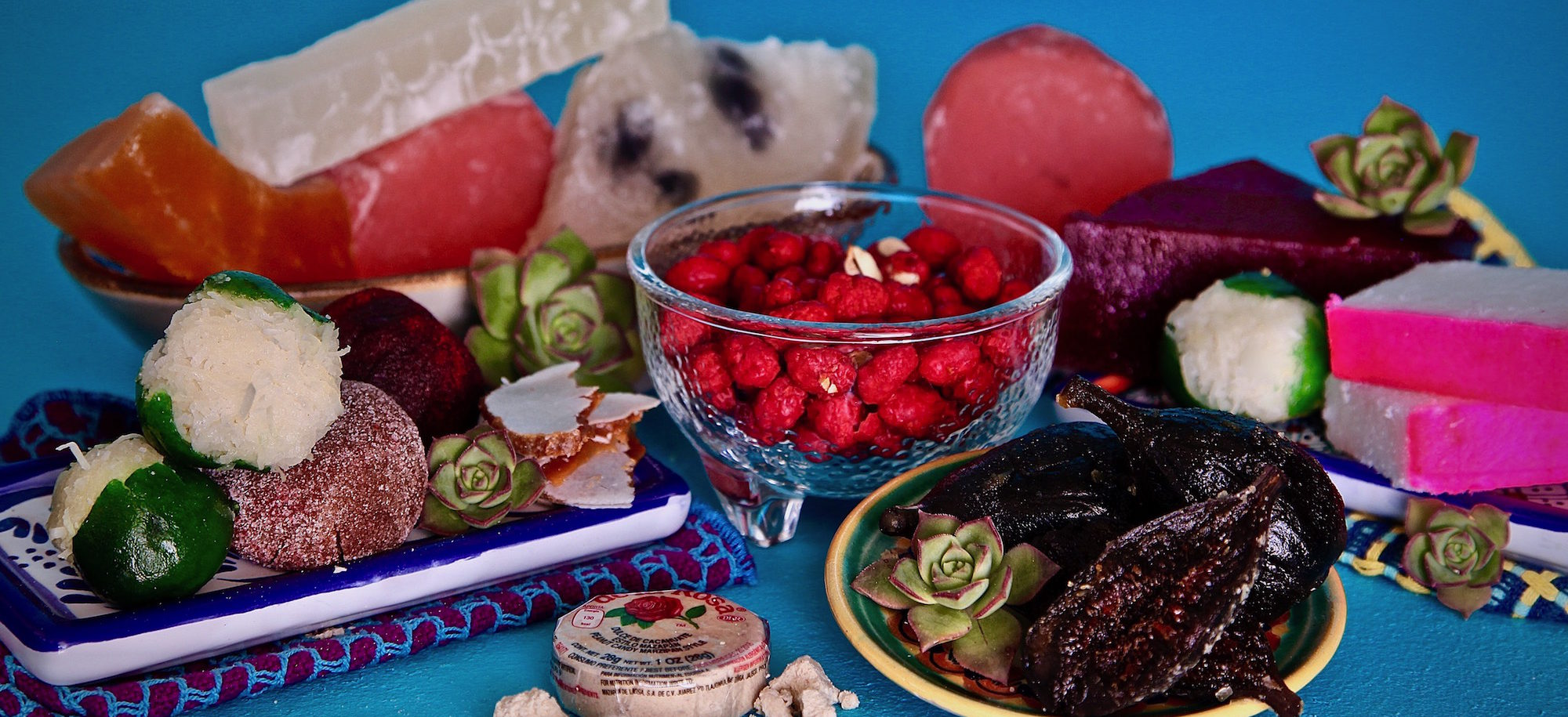 Mexican Candy Map: Fruta Cristalizada And Other Favorites!