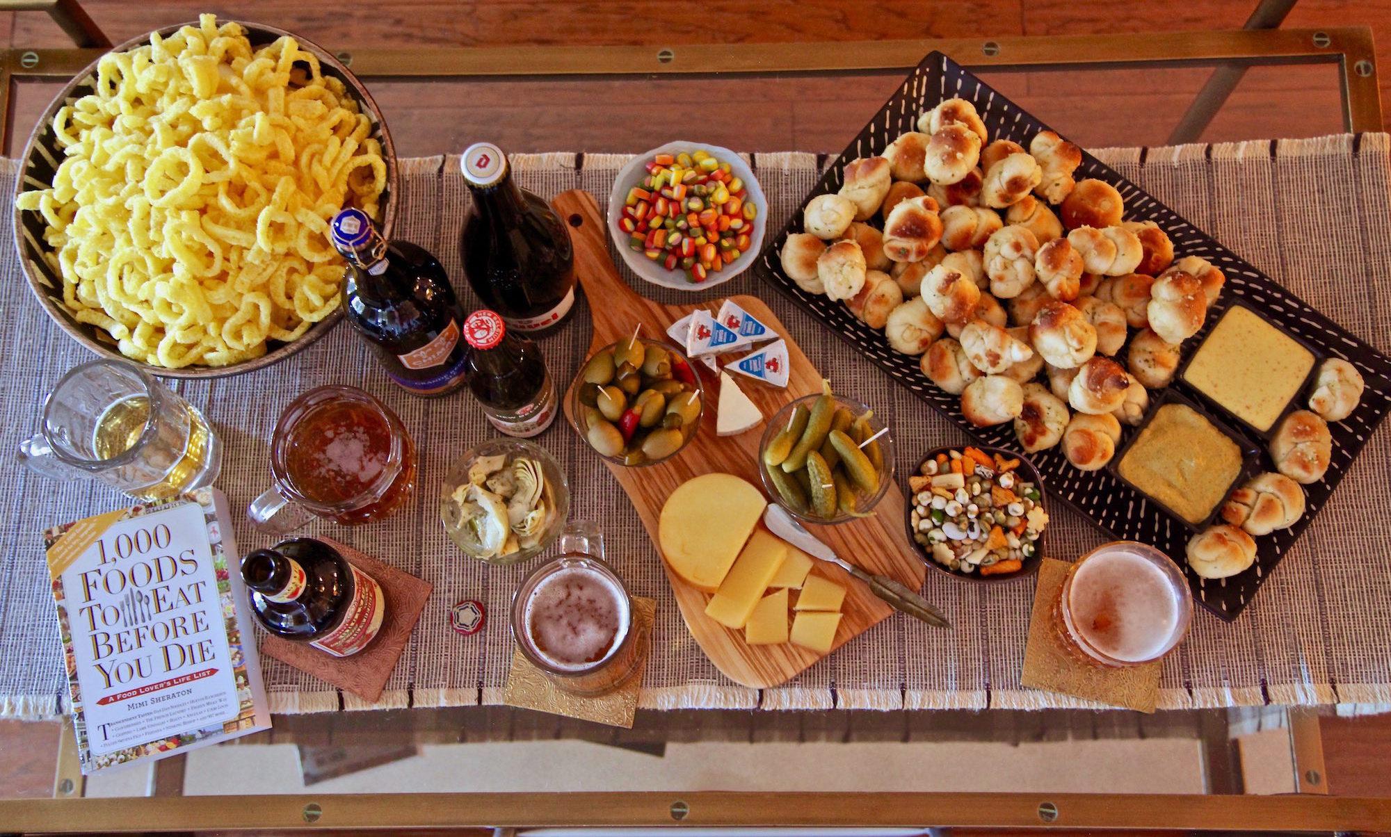 Garlic Knots, Beer, And World Market Summer Of Soccer