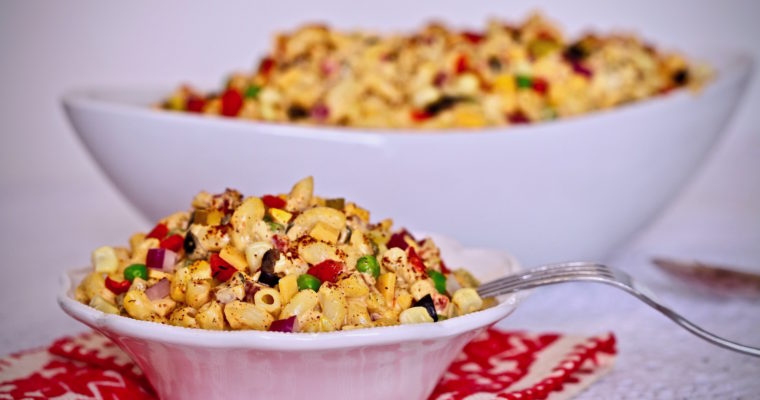 Chipotle Macaroni Salad Is All You Need This Summer