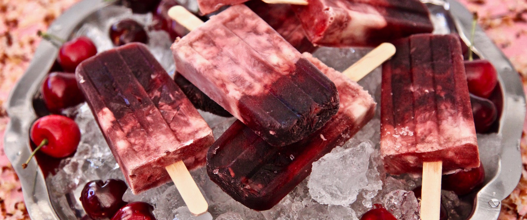 R.W. Knudsen® Cherry Juice is Perfect For Me, My Family, And For Paleta Making Too!