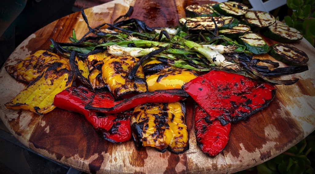 Grilled-veggies-off-the-grill