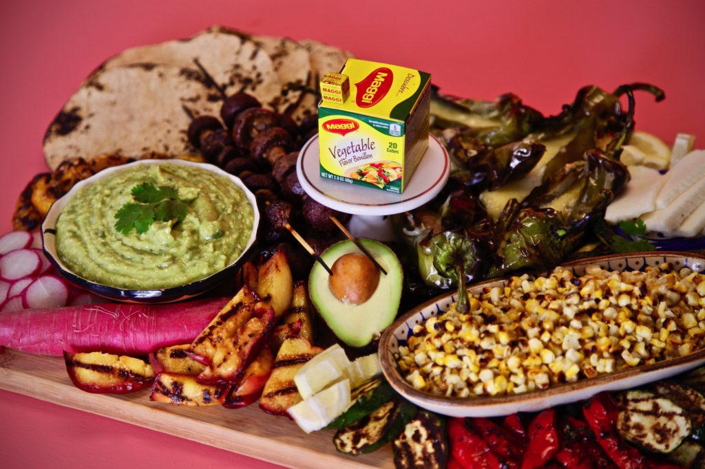 Vegetarian-Taco-Board-Made-with-Maggi