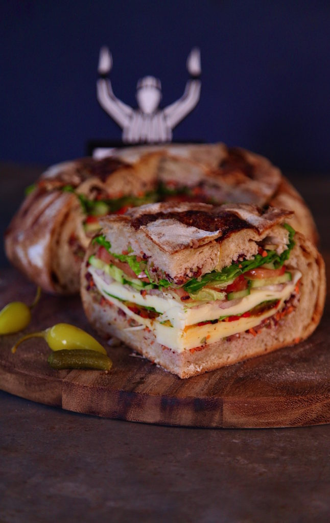 Vegetarian-muffuletta-game-day
