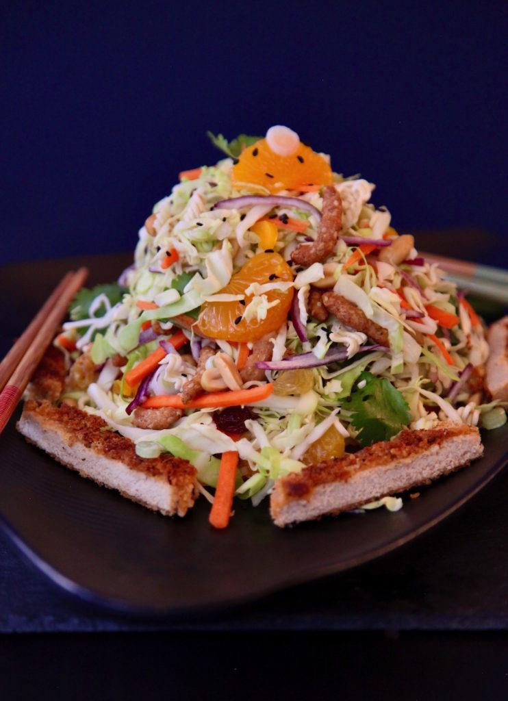 Meatless-Sesame-Cabbage-Salad-Piled-High
