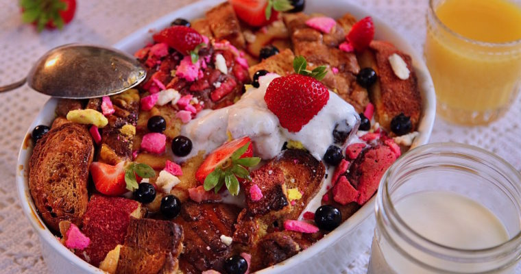 Pan Dulce French Toast