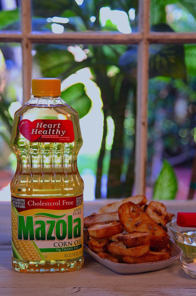 Croutons-Mazola