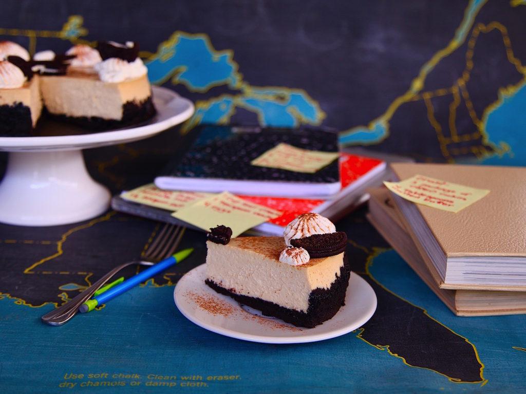 Oreo-Horchata-Cheesecake