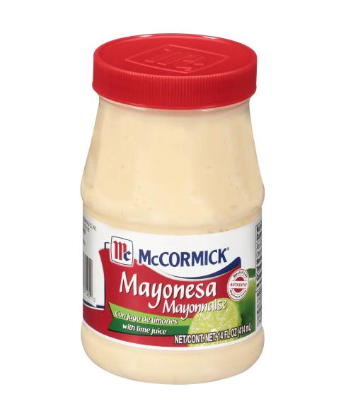 McCormick-Mayonesa