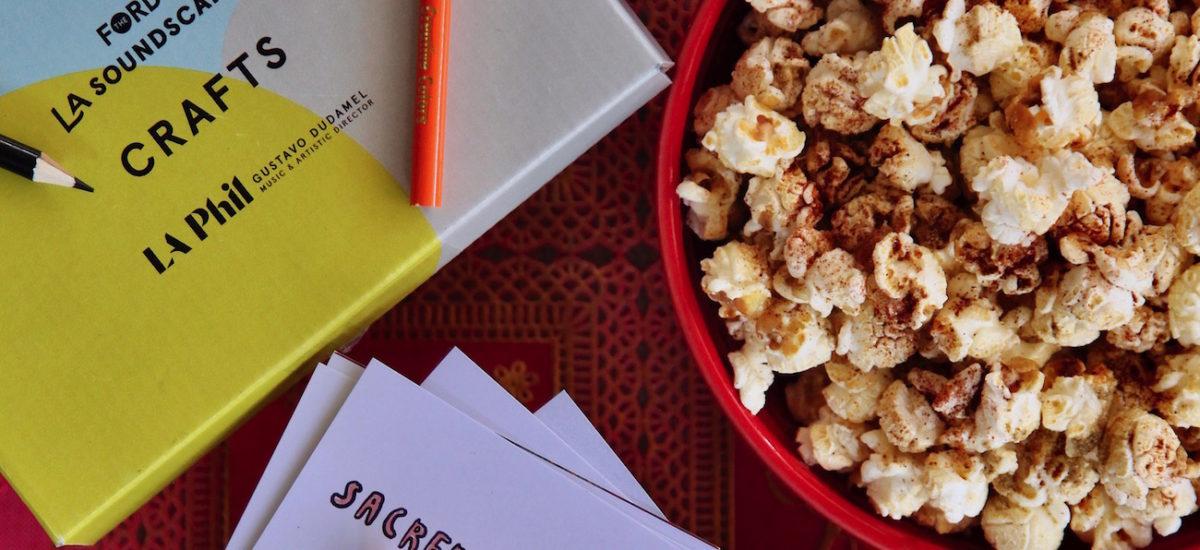 LA Soundscapes And Bollywood Popcorn
