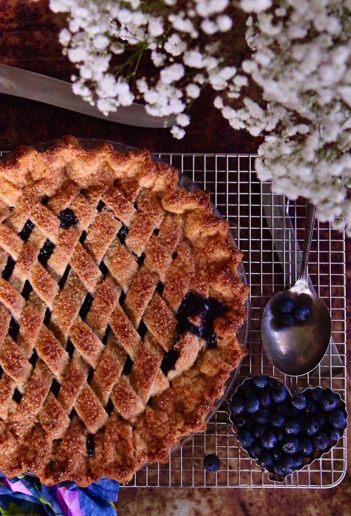 Homemade-Buttery-Crust-Blueberry-Pie