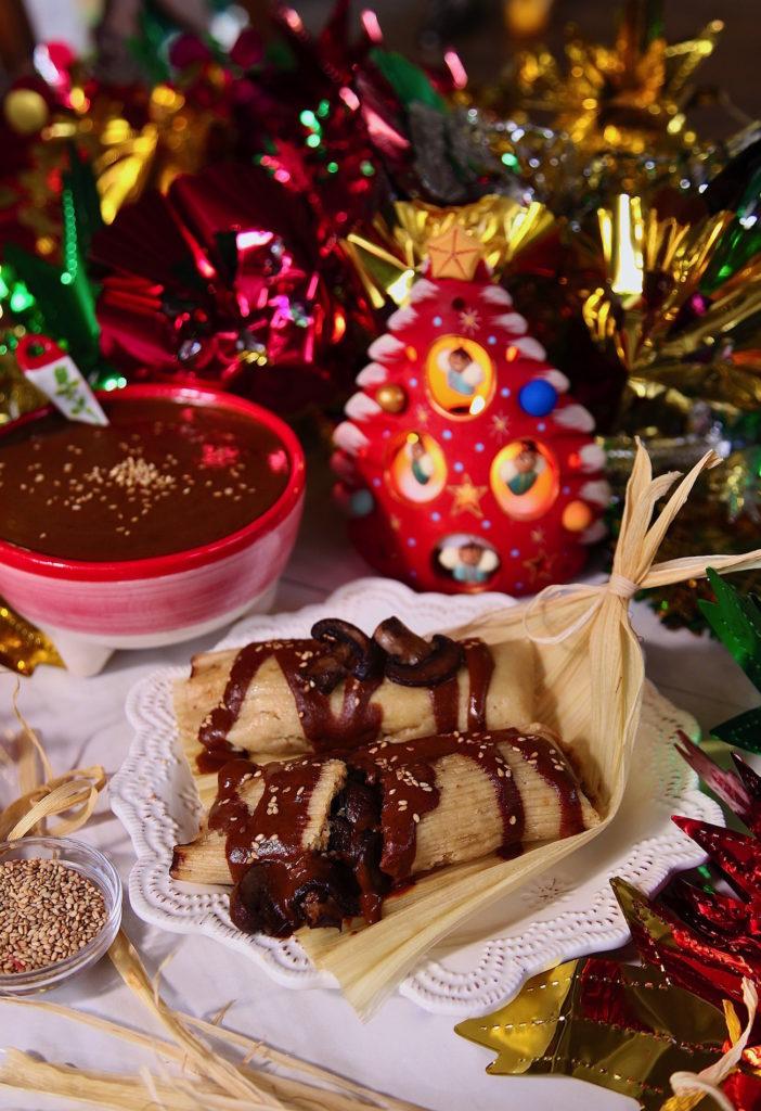 Mole-Mushroom-Tamales-Northgate-Market
