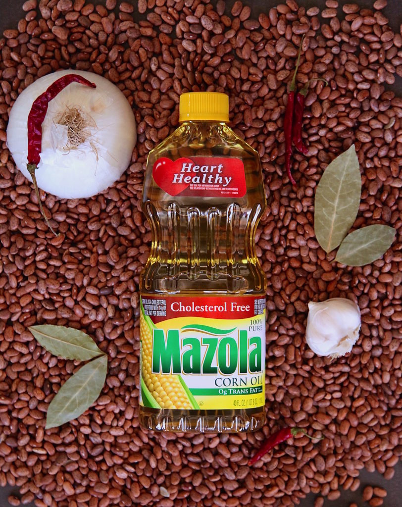 Mazola-Corn-Oil-for-Frijoles-de-la-olla