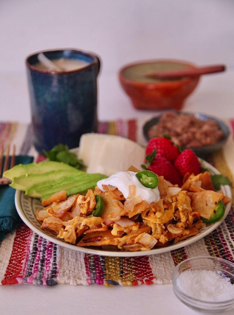 Tortillas-Con-Huevo-Migas